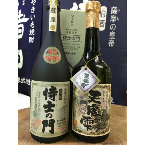29-A-53 侍士の門720ml・天魔の雫720ml